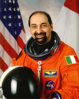 Guidoni flew two Space Shuttle missions during his time at NASA in Texas