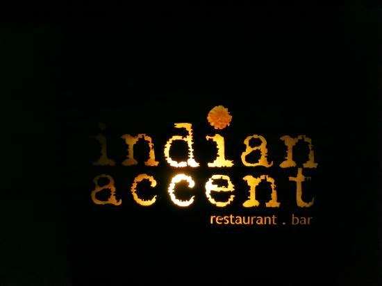 Indian Accent - The Manor