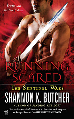 Interview with Shannon K. Butcher and Giveaway - August 2, 2011
