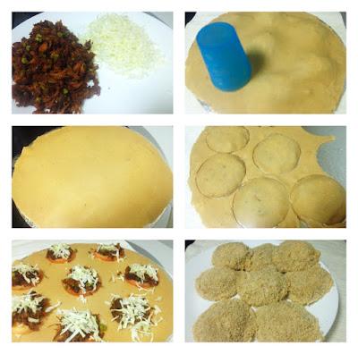 erachi pathiri ramadan snack beef dish