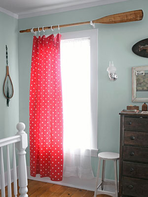 Unique And Inexpensive Window Treatments