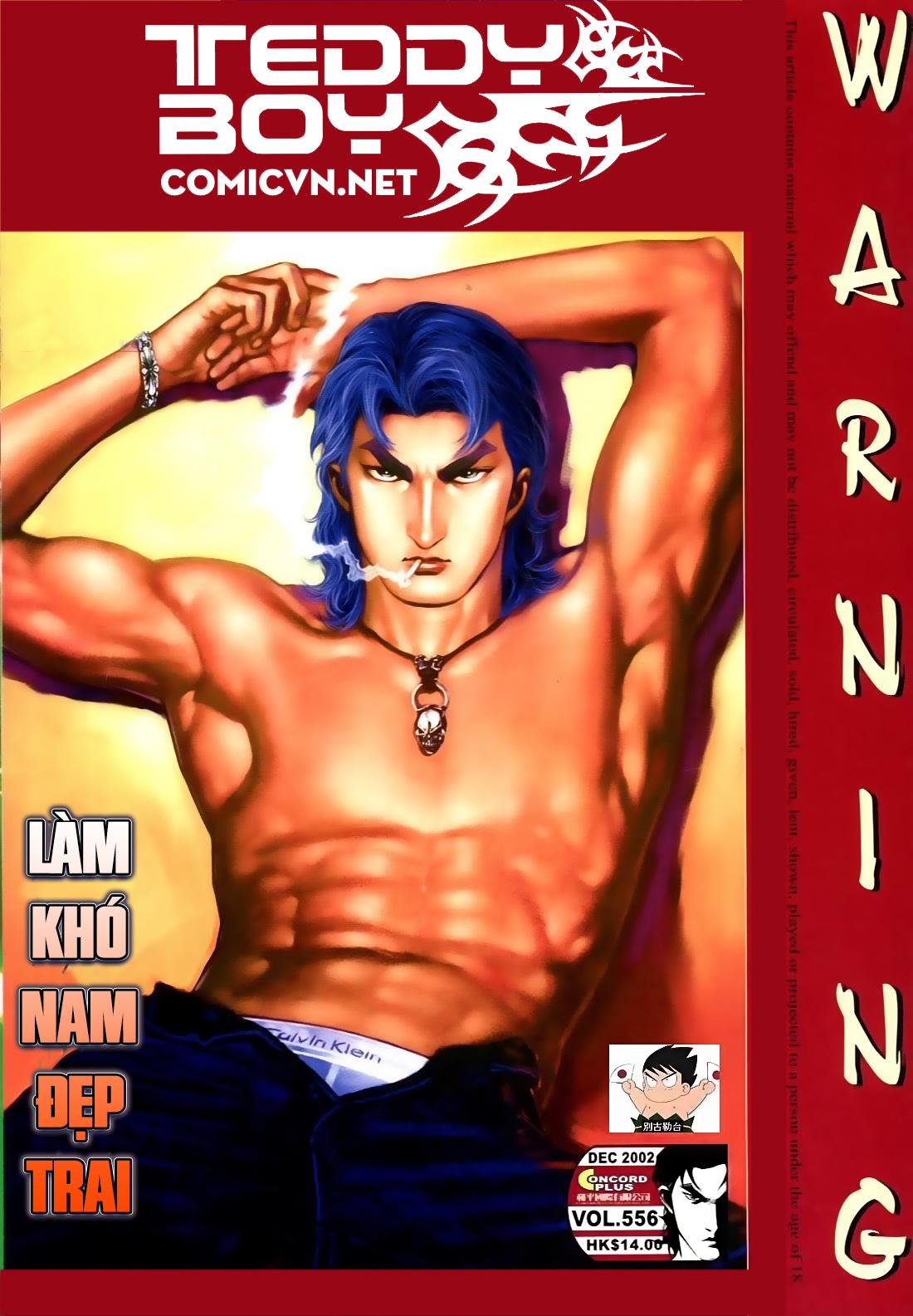 Người Trong Giang Hồ chapter 556: làm khó nam đẹp trai trang 1