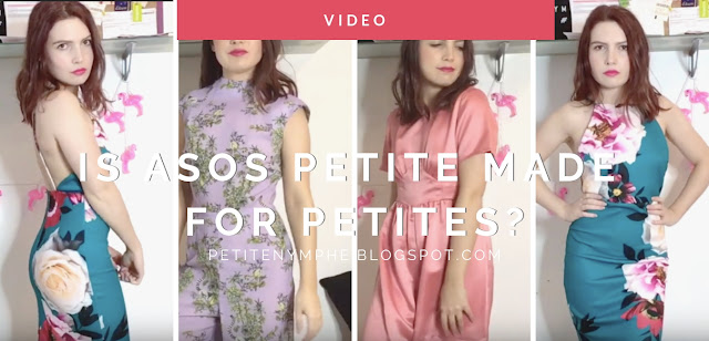Is ASOS PETITE really made for petite women? #PetiteApproved