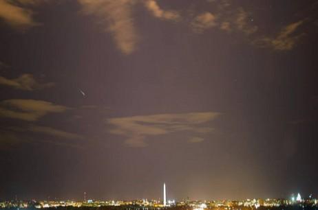 Dua Meteor Jatuh di Bengkulu Hanya Dalam Satu Malam