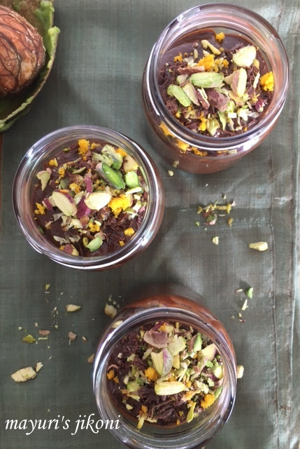 648. Chocolate Avocado Pudding