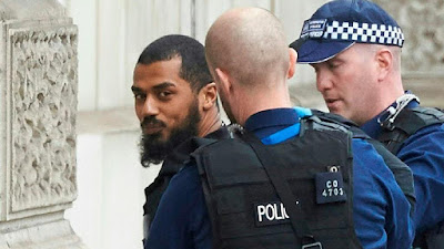 Taliban trained British bomb maker found guilty of Westminster terror plot