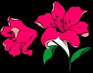 bunga vektor