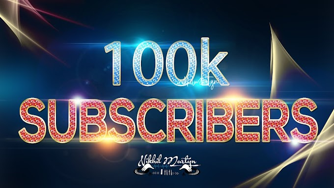 Dhol Beat | 100k Subscribers Special | Free Download | Dj Nikhil Martyn