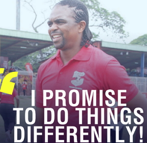 footballer kanu run presidency