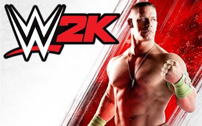 Download Game Android Gratis WWE 2K15 apk + obb