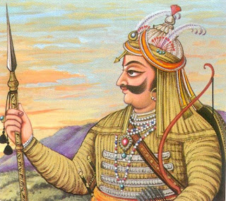 Maharana Pratap Jayanti : IMAGES, GIF, ANIMATED GIF, WALLPAPER, STICKER FOR WHATSAPP & FACEBOOK