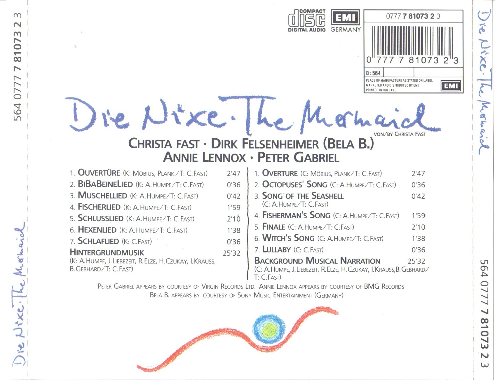 roots and traces spurensicherung nixe the mermaid a german