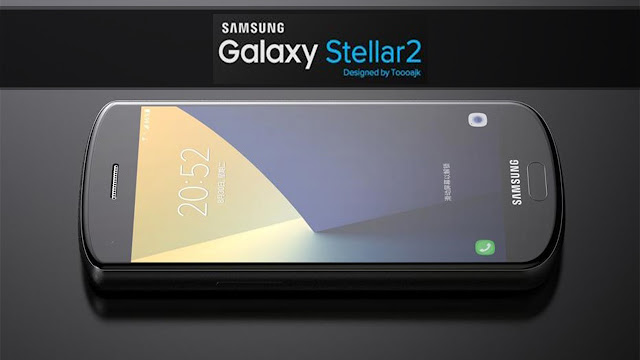 Samsung Galaxy Stellar 2 | New Design | Concept