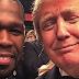 50 Cent negou oferta de 500 mil dólares para aparição em comitê do Donald Trump