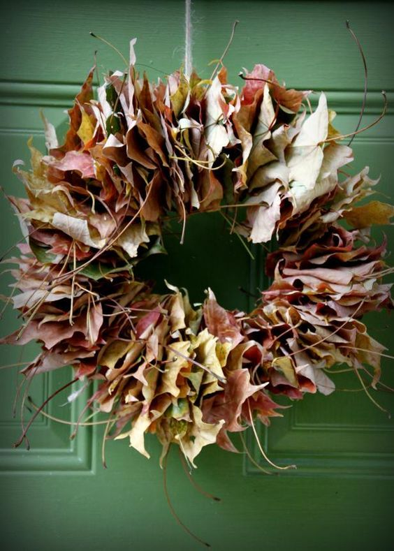 http://www.hgtv.com/design/make-and-celebrate/handmade/make-a-fall-leaf-wreath-pictures