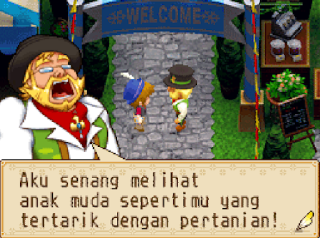 Download Harvest Moon Grand Bazaar Bahasa Indonesia Android