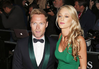 Who Is Ronan Keating's Partner? Storm Uechtritz