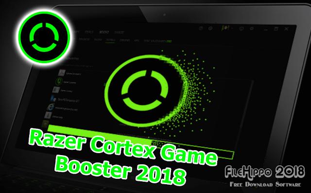 Razer Cortex Game Booster 2018 Free Download