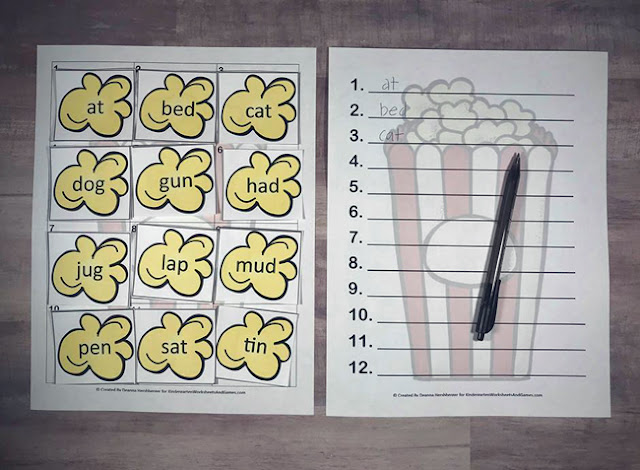 Alphabetical Order Activity 2