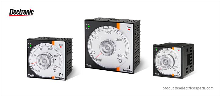 Controlador de temperatura Serie TA - Autonics