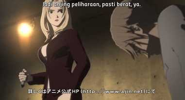 Ajin S2 Episode 06 Subtitle Indonesia