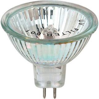 Галогеновая лампа для точечного светильника