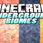 UndergroundBiomes Minecraft Mods 2014 Underground Biomes 1.7.2/1.6.4
