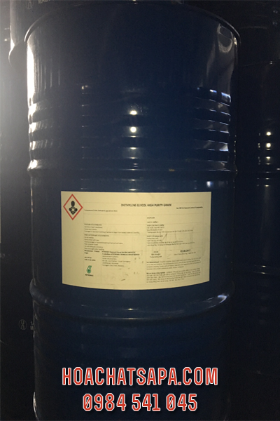 Diethylene Glycol tinh khiết | DEG | Dung môi công nghiệp