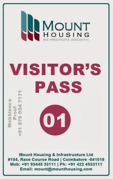 visitor pass template free - Ronni kaptanband co