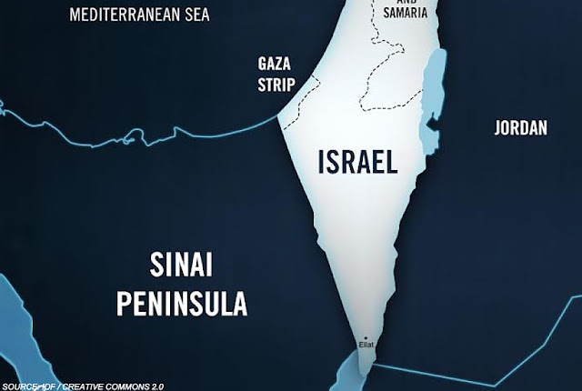 THINK TANK | A Raging Hotbed of Terror on the Sinai Border by IDF