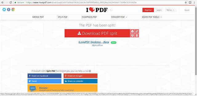 Cara Paling Gampang Memotong dan Menggabungkan Halaman PDF