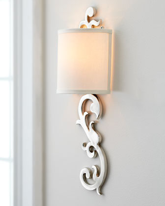 Copy Cat Chic: Horchow Romeo Wall Sconce