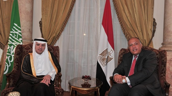 وزير الخارجية المصرى والسعودى يبحثان سبل مكافحة الإرهاب