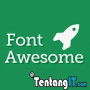 Pengenalan Font Awesome Dan Cara Menggunakannya