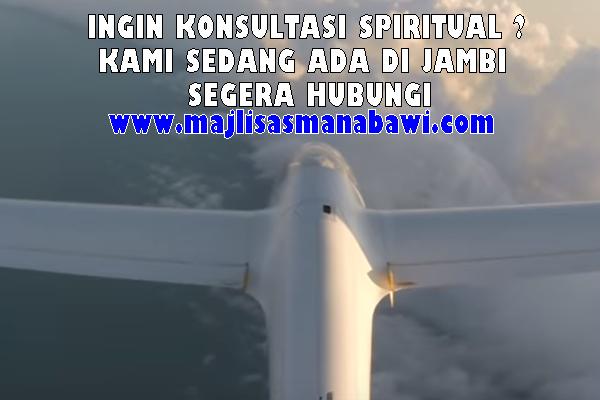 konsultasi bimbingan spiritual di Jambi Sumatera