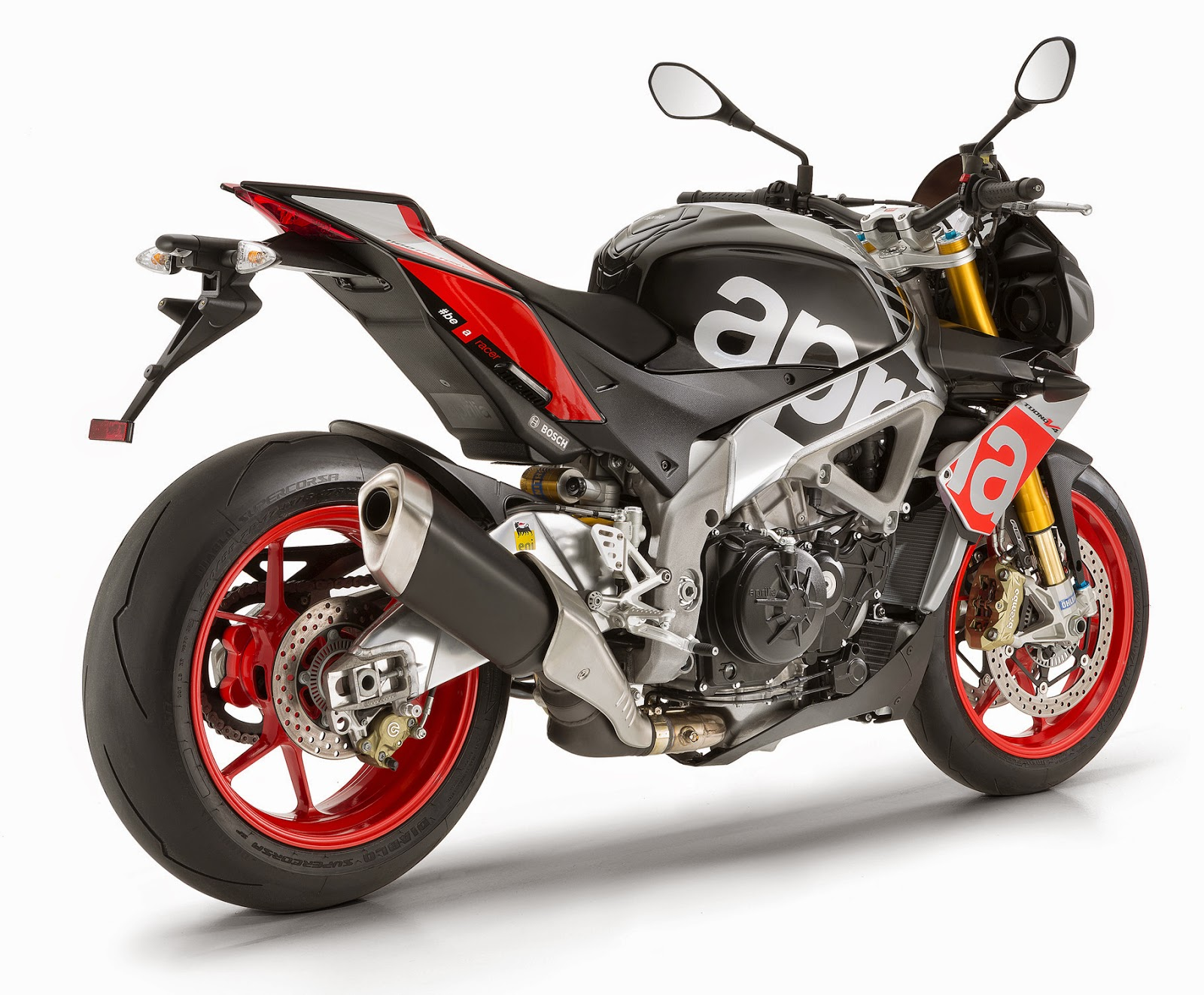 racing caf aprilia tuono v4 1100 factory 2015. Black Bedroom Furniture Sets. Home Design Ideas