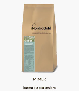Karma UniQ Nordic Gold, Mimer. Źródło: https://uniqnordicgold.pl/nasze-karmy/