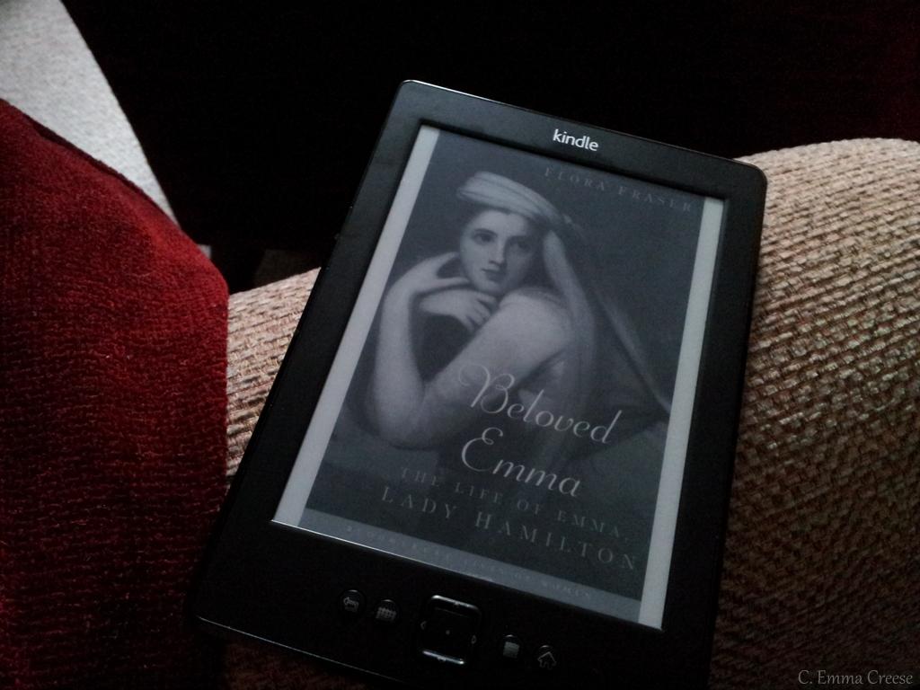 Beloved Emma/England's Mistress – Reading Review