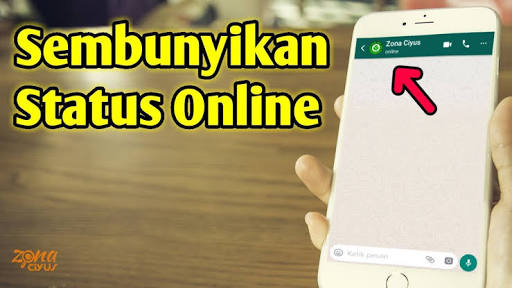 Cara Mudah Hilangkan Tanda Online Di Whatsapp