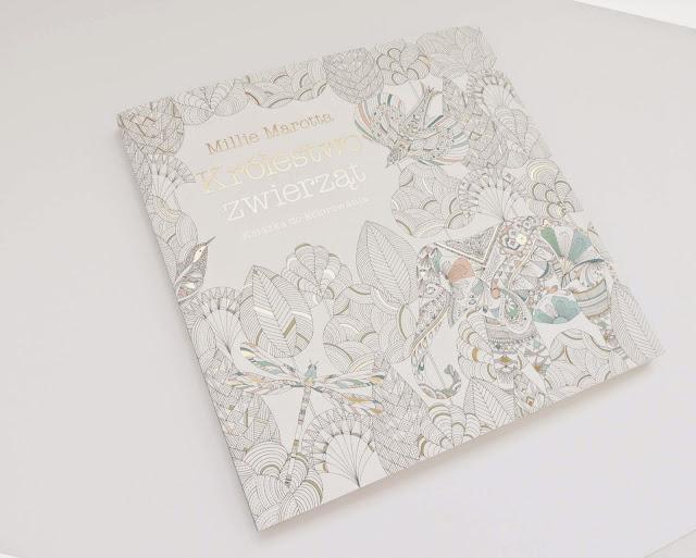 Królestwo Zwierząt Książka do kolorowania