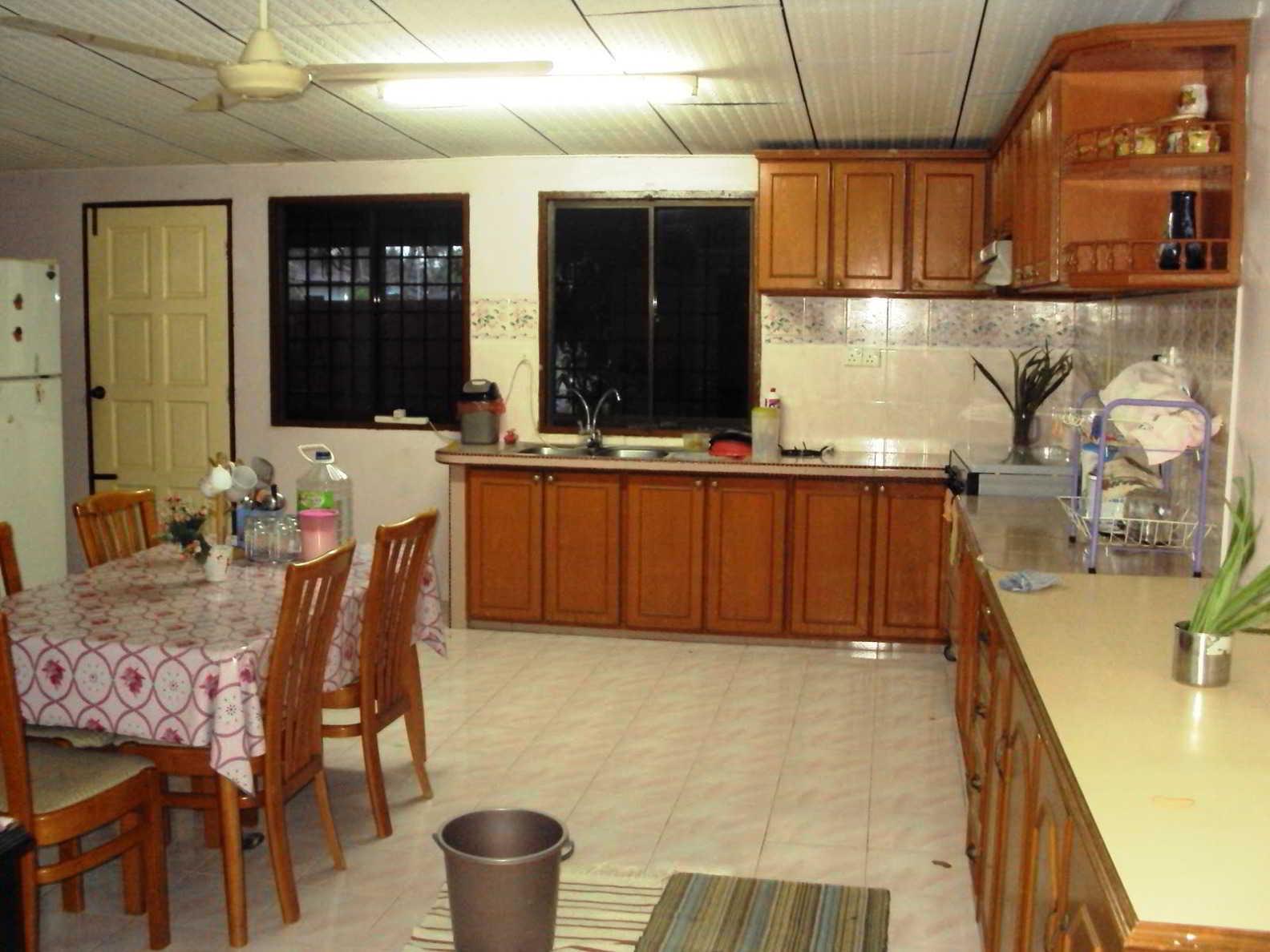 Desain Dapur Gabung Kamar Mandi Homkonsep