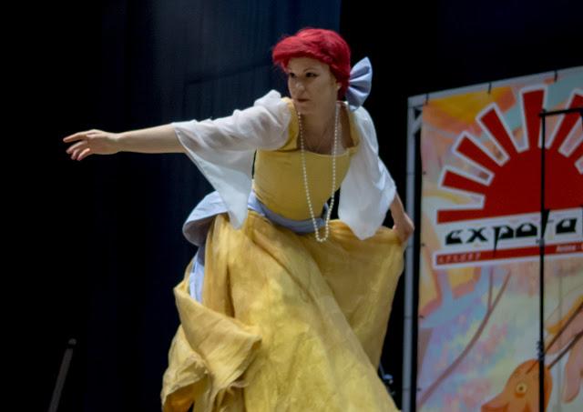 Expotaku Zaragoza 2017 - Gaudiramone - Cosplay