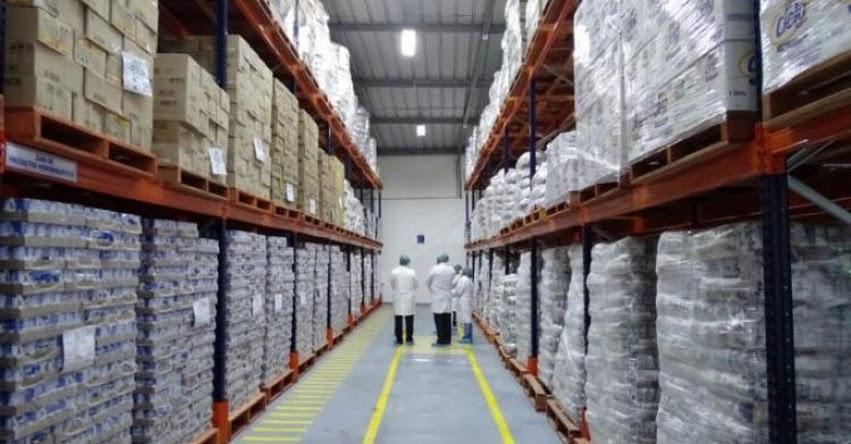 Midis Qali Warma inicia supervisión de alimentos en almacenes de proveedores antes de distribución a colegios de Arequipa - www.qaliwarma.gob.pe