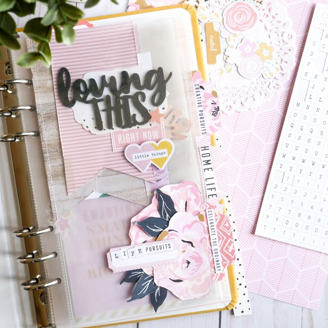 CItrus Twist Kits Life Crafted June 2019 by Jamie Pate | @jamiepate for @citrustwistkits