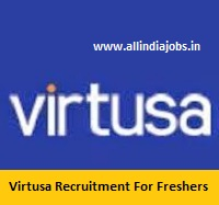 Virtusa Registration Link For Freshers 2018 | 2017 | 2016 | 2015