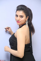 Priyanka in Sleeveless Black Slim Dress Spicy Pics ~  Exclusive 51.JPG