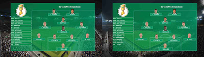 PES 2019 Scoreboard DFL-Pokal Season 2018/2019 by 1002MB
