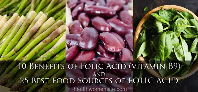 25 Best Food Sources Of Folic Acid To Support Fertility And Pregnancy