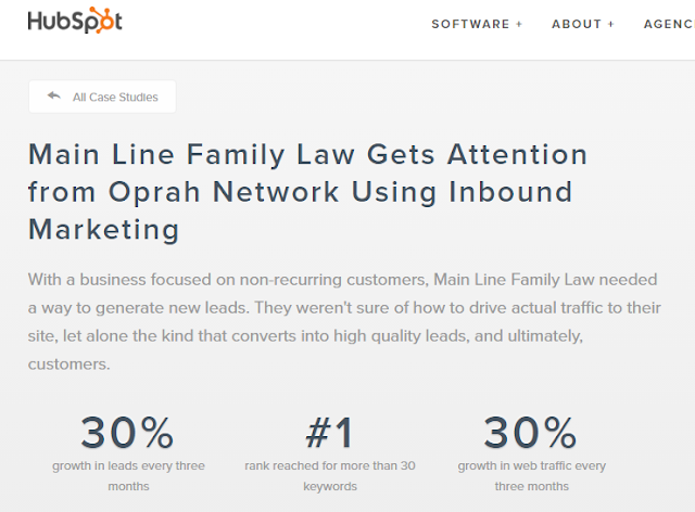 Main Line Family Law Center - Inbound Marketing Strategy Mumbai, India