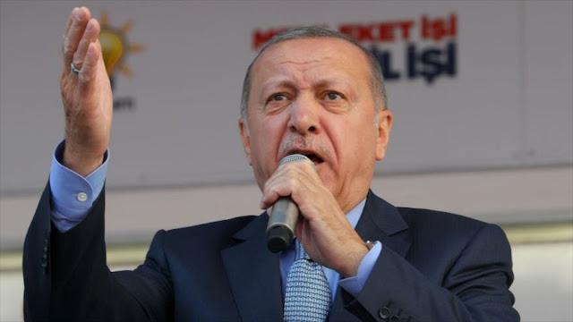 """Erdogan condena """"peligrosos"""" ataques terroristas de Nueva Zelanda"""